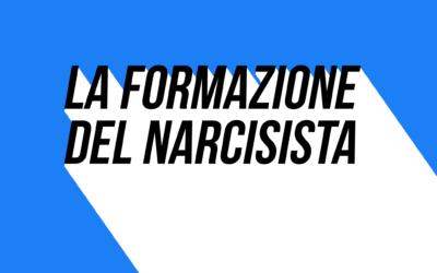 La formazione del narcisista